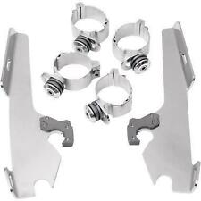 Memphis Shades Mount Kit for Fats/Slim Windshields & Batwing Fairing