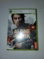 Alone in the Dark Microsoft Xbox 360 Video Game Complete
