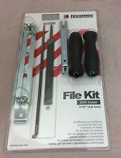 "Tecomec Professional Chainsaw Sharpening Kit 3/16"" (4.8mm) .325 Pitch Chain"