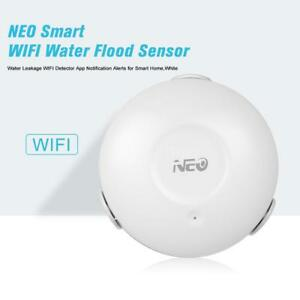 NEO Coolcam Smart WIFI Water Flood Sensor Water Leakage WIFI Detector App G7X5