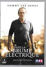 2 DVD ZONE 2 COLLECTOR--DANS LA BRUME ELECTRIQUE--TAVERNIER/LEE JONES/GOODMAN