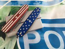 Victorinox Alox Set, Stripes & Stars, neu in der OVP! Mit Shop Logo!