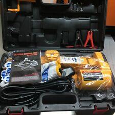 Cricco, crick, cric,sollevatore elettrico per auto 2 tonnellate 12vol