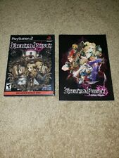 Eternal Poison PlayStation 2 First Print Sony PS2 Atlus New w/ CD & art book
