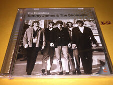TOMMY JAMES & SHONDELLS hits CD hanky panky THINK WERE ALONE NOW crimson clover