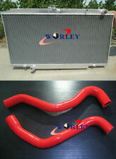 3 core Aluminum Radiator for NISSAN PATROL GU Y61 3.0L ZD30 CR Manual & hose