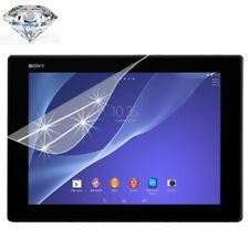 2x Screen Film for Sony Xperia Z2 Tablet Silver Diamond Glitter Screen Protector