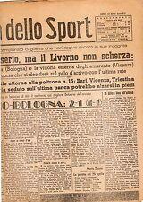 LA GAZZETTA DELLO SPORT DEL LUNEDI'  19  APRILE  1943    NR 93