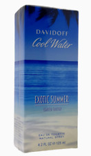 Davidoff Cool Water Exotic Summer Edition Limited Edition 125 ml