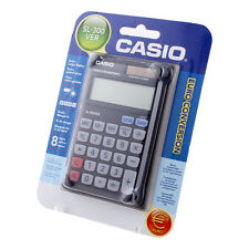 Casio calculadora sl 300 calculadora solar nuevo + embalaje original calculadora solar