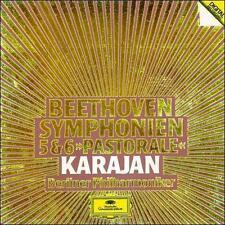 Beethoven: Symphonies 5 & 6 / Pastorale by Von Karajan, Herbert