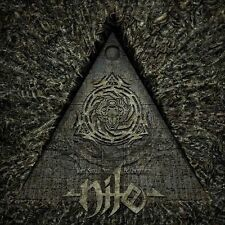 NILE - WHAT SHOULD NOT BE UNEARTHED - CD SIGILLATO 2015