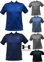 UNDER ARMOUR HeatGear® Performance Golf Polo Shirts **Limited Stock**