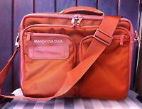 Mandarina Duck Work Bag Messenger Notebook Laptop Bag Shoulder Bag Crossover Men
