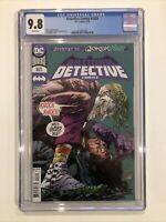 Detective Comics #1023 CGC 9.8 Batman THE JOKER 2020