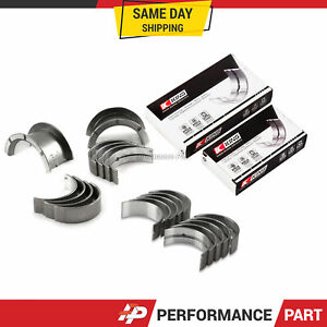 Main Rod Bearings for 90-11 Mazda B4000 Ford Bronco 2.9L 4.0L V6 OHV/SOHC 12v