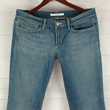 Joe's Jeans Provocateur Womens 30 x 30 Medium Wash Vintage Crease Bootcut Denim