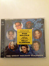 American Idol: The Great Holiday Classics by Various Artists (CD,2003) See Pic's