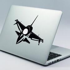 """Euro Fighter Apple Macbook Decal Sticker encaja 11"""" 12"""" 13"""" 15"""" y 17"""" Modelos"""