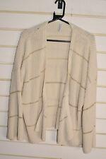 Capsule Womens Cardigan - Beige - Size 28 30 (RefE7)