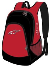Alpinestars Backpack - Alpinestars Defender Black/Red  Ruksack 22L Capacity