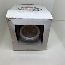 Genuine Hoonigan Auto Meter 432709000 Oil Pressure Gauge