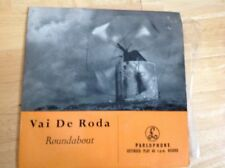 "VAI DE RODA - ROUNDABOUT - CGEP28 - 7"" SINGLE"