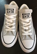 Converse Madison OX White And Black Women's Size 5