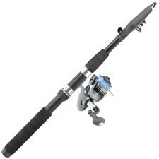 Jarvis Walker Water Rat Telescopic 8ft Rod Reel & Line Combo
