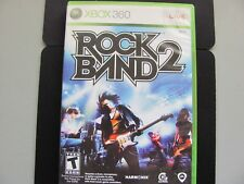 Rock Band 2 - Xbox 360 Game