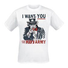 Kiss - I Want You T-shirt