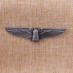 Deutsche Germany Imperial Eagle Badge Metal Pin German Reichsadler Heraldic Sign