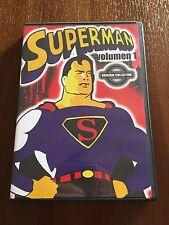 SUPERMAN VOLUMEN 1 - ORIGINAL COLLECTION - 1 DVD - 5 CAPITULOS - 45 MINUTOS
