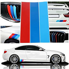 M Power Color Performance Grill Kidney Body Interior Sticker For BMW All Series