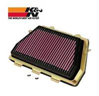 K & N Air Filter - HONDA 2008-16 CBR 1000RR HA-1008 K&N 15 14 13 12 11 10 09 08