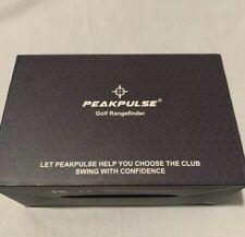 PEAKPULSE 6S Golf Rangefinder Golf Laser Range Finder Open Box, Free Shipping!!!