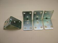résistant 2mm Renforcée fixation d'angle 50x50x35 angle lit / Cadre réparation