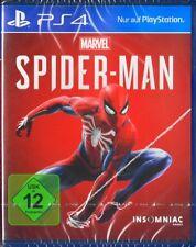 Marvel Spider-Man (Sony PlayStation 4, 2018)