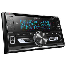 KENWOOD 2-DIN CD/Bluetooth Autoradio/Radio-Set für AUDI A6 C5/C6 - 2002-2010
