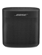 NEW BOSE® SoundLink Colour Bluetooth Speaker II - Soft Black