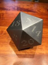 7.5 lb welded steel D20 MADE TO ORDER