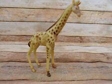6 Inch Plastic Giraffe Figure by Hartung Animal Africa Toy