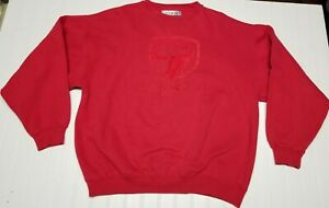 Dodge Viper RT/10 Red Cotton Crewneck Sweatshirt Shirt Men XL Racing Sport Gear
