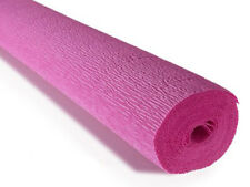 Crepe paper roll 180g (50X250cm) Rose Pink (shade 550)