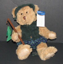 Russ Bears From the Past Montana Fishing Pole Bear
