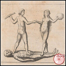 ALCHEMY - Occult - Old Rare Books - Ramon Llull Albertus Magnus others  3 DVD's