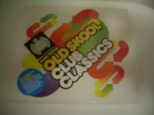 CLUB CLASSICS - BACK TO THE OLD SCHOOL (CD)MINISTRY