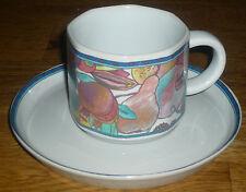 1 Kaffeetasse +Untertasse   Rosenthal   SCENARIO NATURA  Design Barbara Brenner