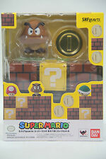 Tamashii Bandai S.H.Figuarts Super Mario Play Set A Action Figure
