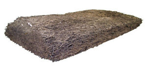 Dragon Xaxim Platte ca.50 x 20 x2,5-3 cm Terrarium  Rückwand Bepflanzung /DRA083